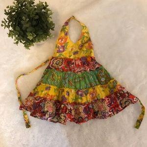 Other - Baby Girl Halter Dress